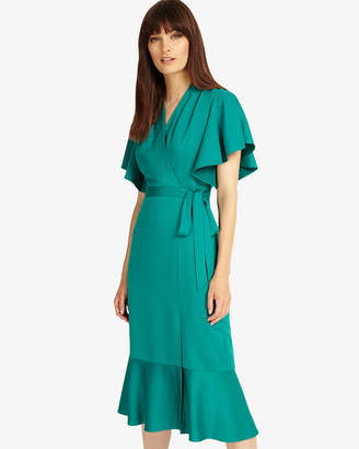 Phase Eight Carlie Frill Dress