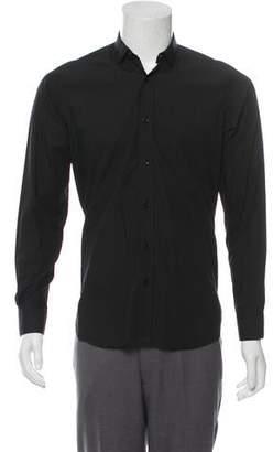 Saint Laurent Printed Dress Shirt