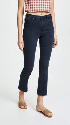 AG Jeans The Jodi Crop Sateen Jeans
