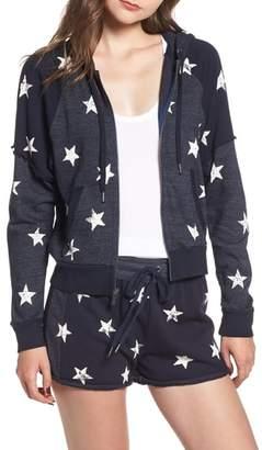 Splendid Star Zip-Up Hoodie