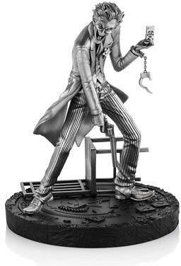 Royal Selangor NEW DC Joker Figurine