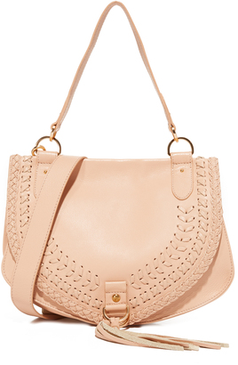 See by Chloe Collins Large Saddle Bag $555 thestylecure.com
