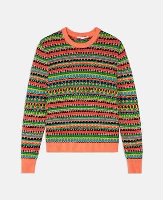 Stella McCartney fair isles sweater