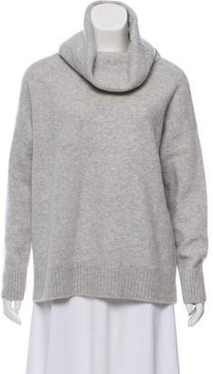 Duffy Cashmere Cowl Neck Sweater w/ Tags
