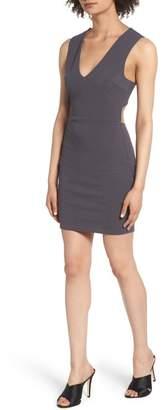 Soprano Crossback Body-Con Dress