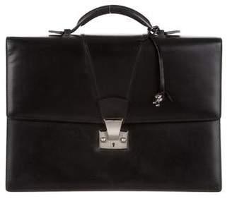 Cartier Leather Briefcase