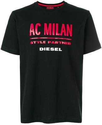 Diesel DVL-TShirt-Print-Special Collection T-shirt