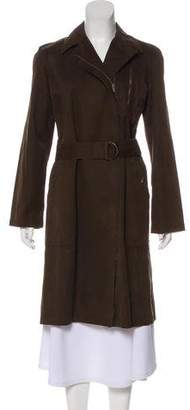 See by Chloe Lightweight Long Coat