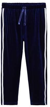 MANGO Velvet jogging trousers
