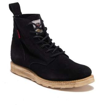 Gorilla Chukka Suede Lace-Up Boot