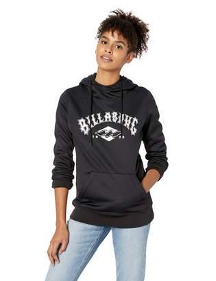 Billabong Women's Outside Fever Hooded Fleece