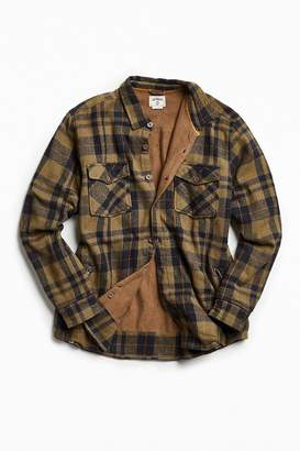 Captain Fin Rochester Flannel Shirt Jacket