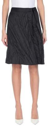Mauro Grifoni Knee length skirt