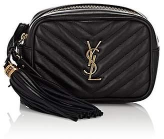 Saint Laurent Women's Lou Leather Belt Bag