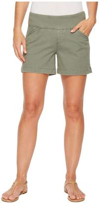 Jag Jeans Ainsley Pull-On 5 Shorts in Bay Twill Women's Shorts