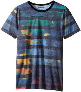 True Religion Kids Cloud Nine T-Shirt (Big Kids) $39 thestylecure.com