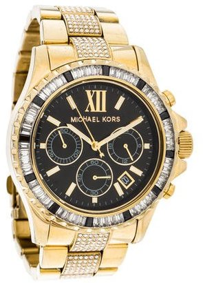 Michael Kors Everest Glitz Watch