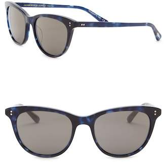 Oliver Peoples Jardinette 52mm Cat Eye Sunglasses