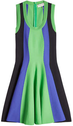 Emilio Pucci Fit and Flare Dress