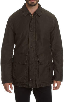 Excelled Leather Excelled Cotton Multi ocket Barn Coat