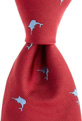 Vineyard Vines Marlin Woven Tie