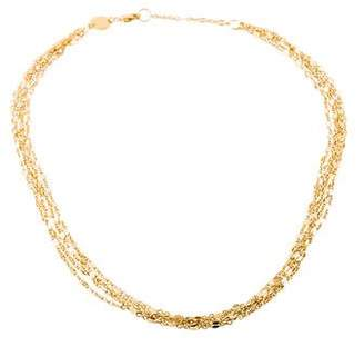 Jennifer Zeuner Jewelry Ella Multistrand Choker Necklace