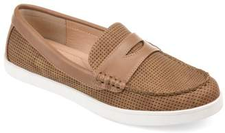 Brinley Co. Comfort Womens Loafers