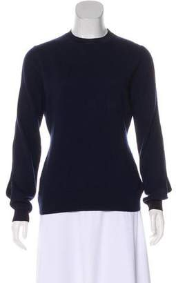 Iris & Ink Long Sleeve Cashmere Top