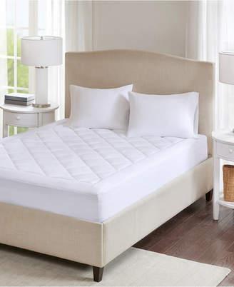 Sleep Philosophy Serenity Full Waterproof Down-Alternative Mattress Pad with 3M Scotchgard Moisture Treatment