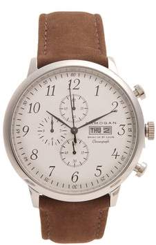Armogan - Spirit Of St. Louis Stainless Steel Watch - Mens - Brown Multi