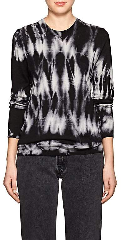 Women's Tie-Dyed Merino Wool Sweater