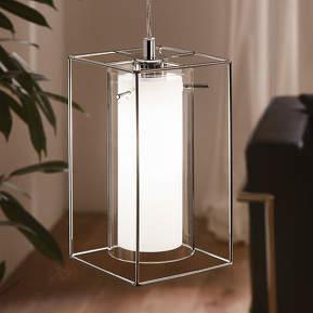 Moderne Hängeleuchte Loncino aus Glas
