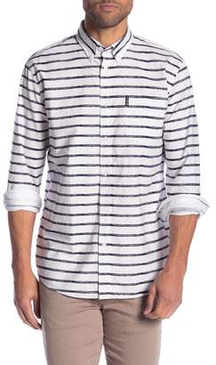 Ben Sherman Striped Long Sleeve Shirt