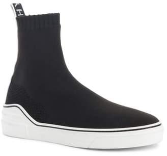 Givenchy George V Hi Sock Sneaker