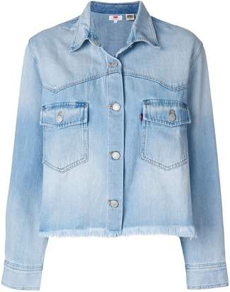 Levi's long sleeve Addison jacket