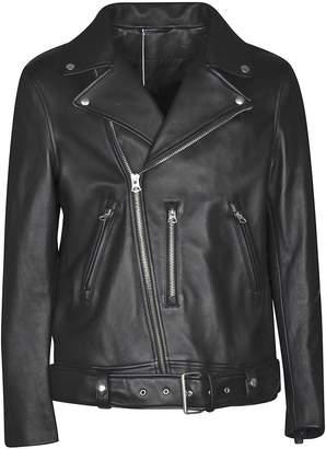 Acne Studios Belted Vintage Biker Jacket