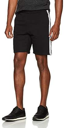 Calvin Klein Men's Calvin Logo Printed Knit Short