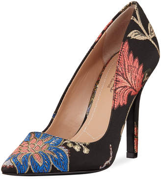 Charles by Charles David Sweetness High-Heel Brocade Pump