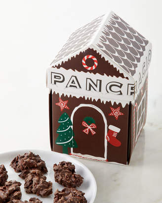 Pancracio Little Christmas House - Chocolate Clusters