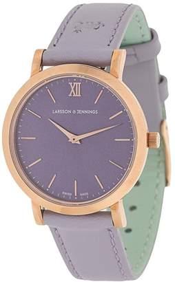 Larsson & Jennings Lugano Solaris watch
