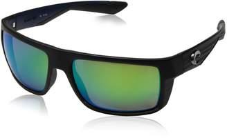 5e3bd7e597 Costa del Mar Men s Motu Polarized Iridium Square Sunglasses