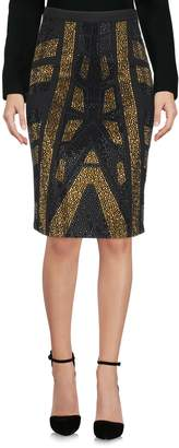 Philipp Plein Knee length skirts