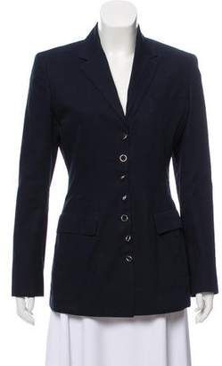 Jean Paul Gaultier Structured Casual Blazer