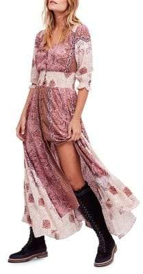 Free People Mexicali Rose Dress