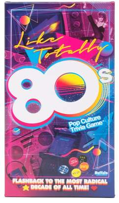 Buffalo David Bitton Games Like Totally 80s Pop Culture Trivia