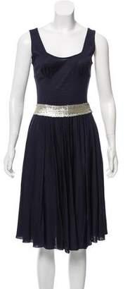 Diane von Furstenberg Ballet Silk Dress