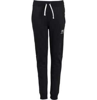 537fd7534 Under Armour Junior Boys Cotton Fleece Sweat Pants Black