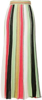 Missoni striped maxi skirt