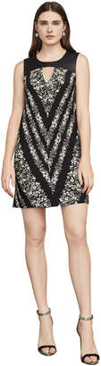 BCBGMAXAZRIA Lane Floral Tunic Dress
