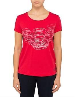 Emporio Armani Eagle Logo Tshirt